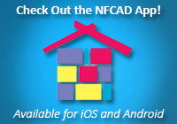 NFCAD app badge linking to the NFCAD app page