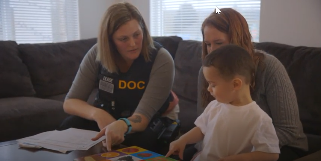 An Unlikely Partnership: Strengthening Families Touched by Incarceration screenshot