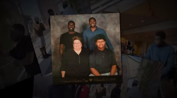 Watch the adoption story titled Mother Adopts Three Teen Boys from Foster Care