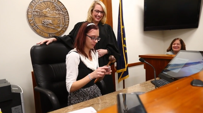 Watch the Teen Finds Forever Home video