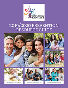2019/2020 Prevention Resource Guide Cover image