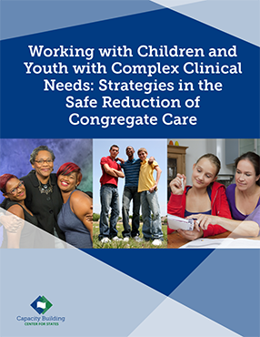 Congregate Care Guide PDF Cover