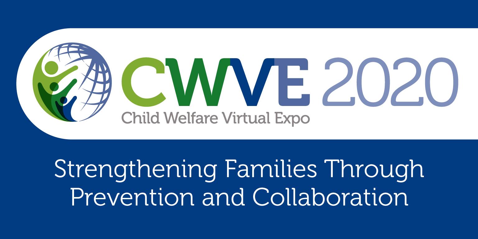 Child Welfare Virtual Expo 2020 LinkedIn Cover Photo
