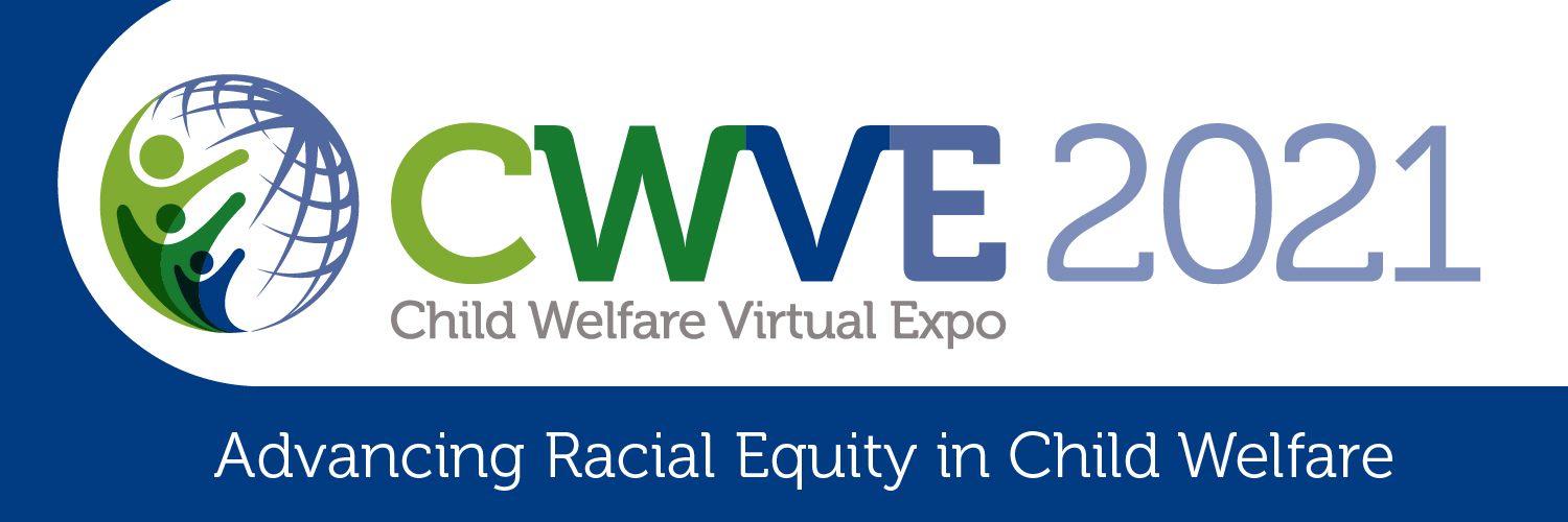 Child Welfare Virtual Expo 2021 Twitter Cover Photo
