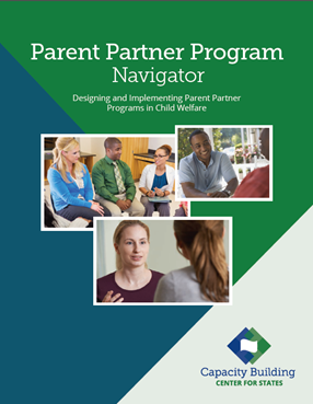Parent Partner Program Navigator PDF Cover