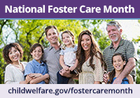 National Foster Care Month 2018