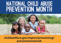 National Child Abuse Prevention Month 2018