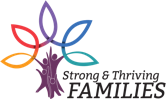 Strong And Thriving Families Logo